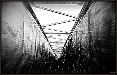 bridge art metal flickr framed bob bobthompson blacknwhite thompson hdr mygearandme mygearandmepremium dblringexcellence musictomyeyeslevel1
