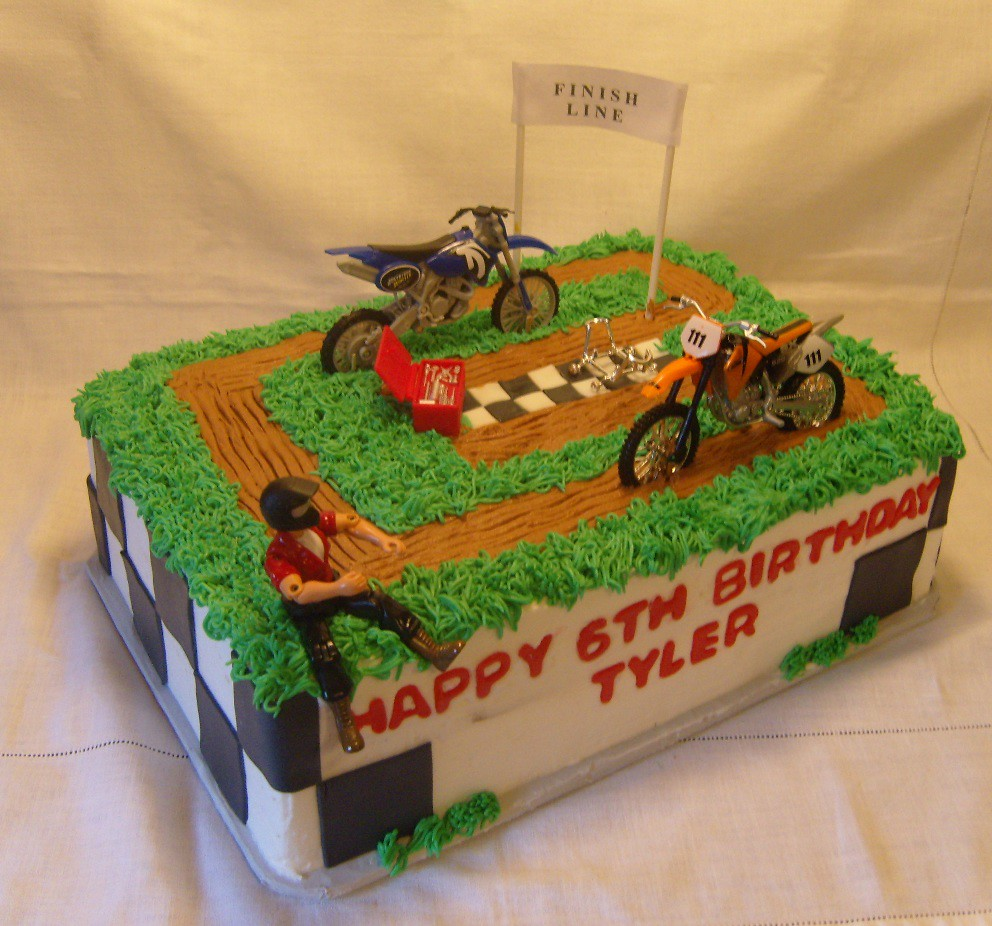 Admirable Dirt Bikes Birthday 2 Layer Sheet Ruth Cropper Flickr Funny Birthday Cards Online Inifofree Goldxyz
