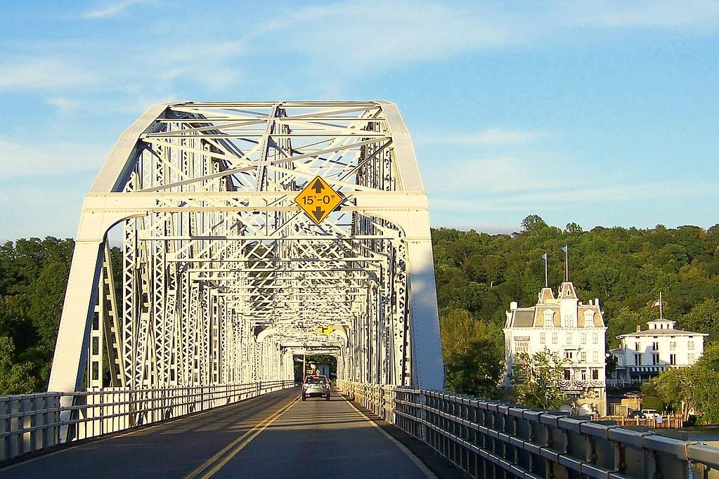 East haddam swinging bridge opinion