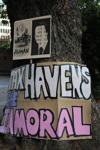 Tax Havens are Immoral