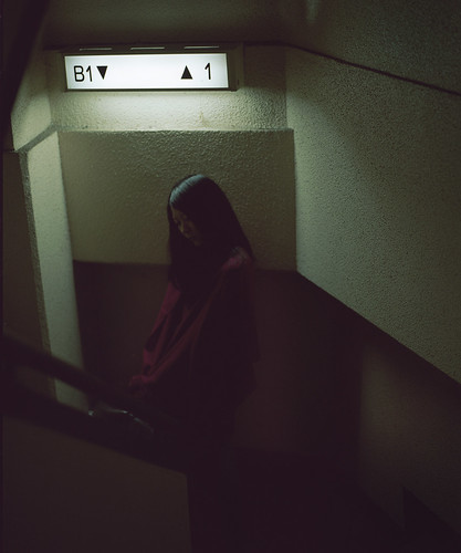 down to the basement | by toshi*