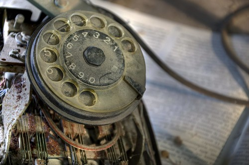 Old Phone | by @J_Martu