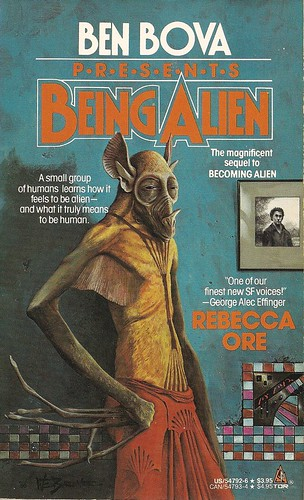 Rebecca Ore - Being Alien (Tor 1989)