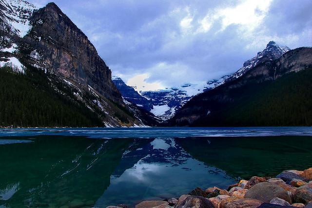 Banff Lake Louise  班芙路易斯湖