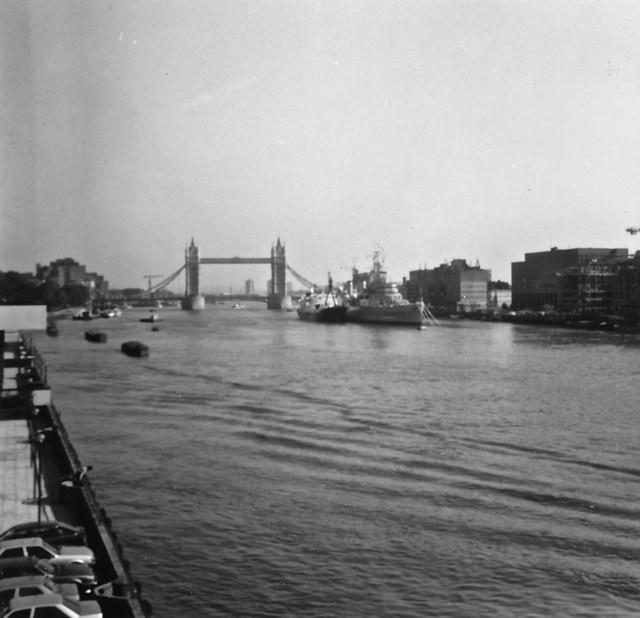 Pool of London 1981