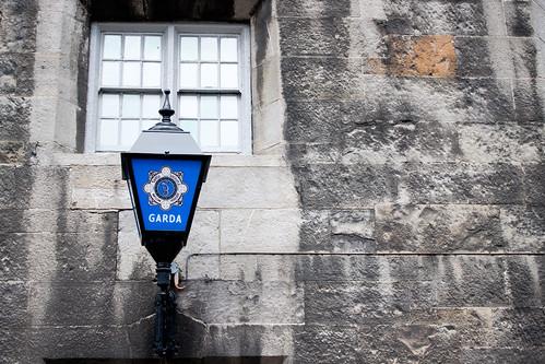 Castle Street's Garda Station   by Paolo Trabattoni