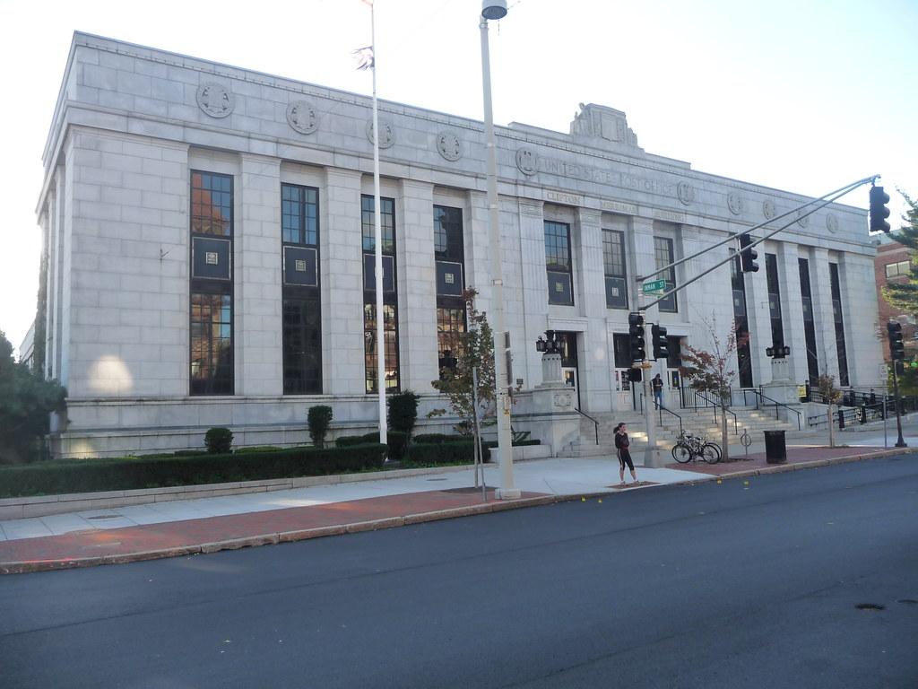 Central Square - Post Office, Cambridge, MA