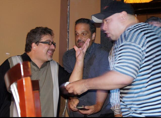 LATIN ROOTS, Noche De Soneros,Eric Figueroa, Jimmie Morales y Richie Flores