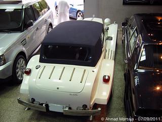 1986 Clenet Series III Roadster | by Ahmad Mortaja