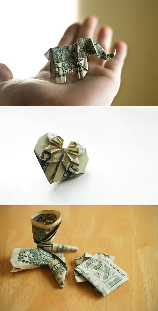 Money Origami Elephant Image & Photo (Free Trial) | Bigstock | 1023x521