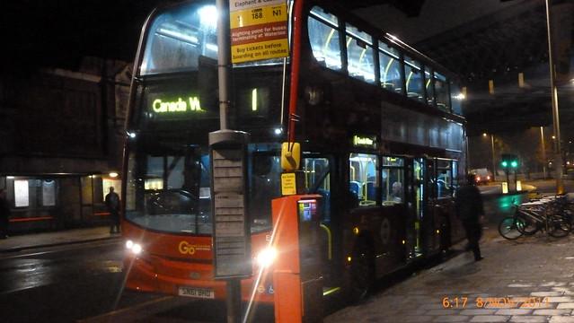 P1010091 E179 SN61 BHO at Waterloo Road Waterloo London
