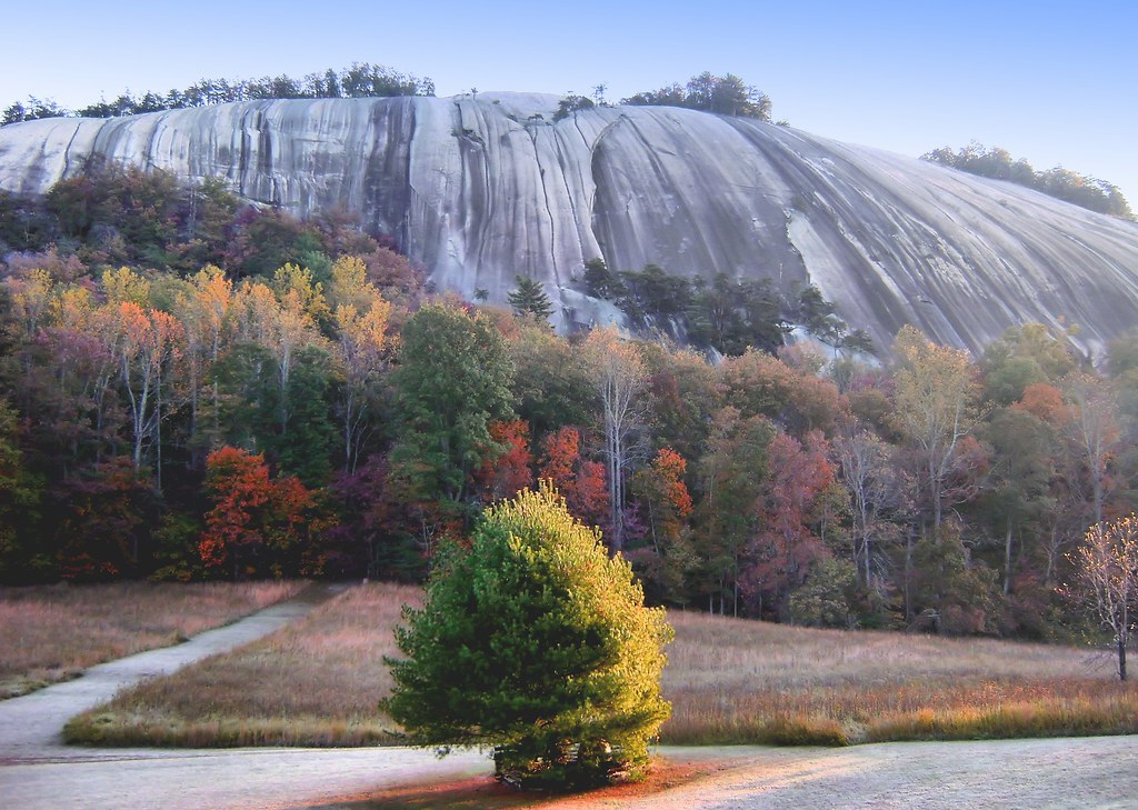 Stone Mountain Nc State Park Wilkes And Alleghany County Flickr