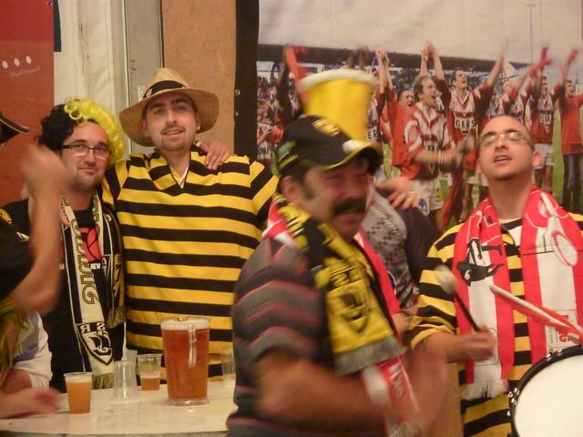 supporters de La Rochelle