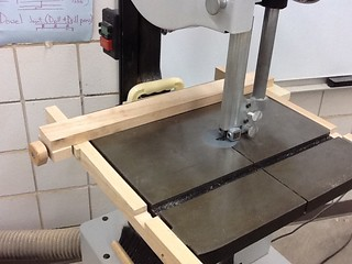 Bandsaw fence   by Ktow