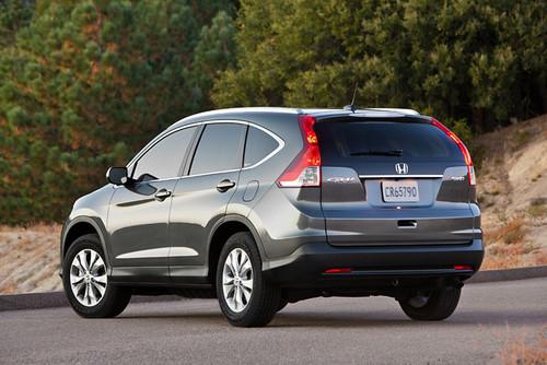 2012 Honda CR-V EX-L AWD Photo