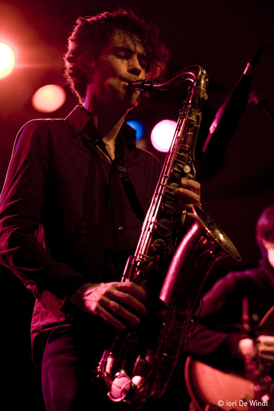 Nathan Daems Quintet