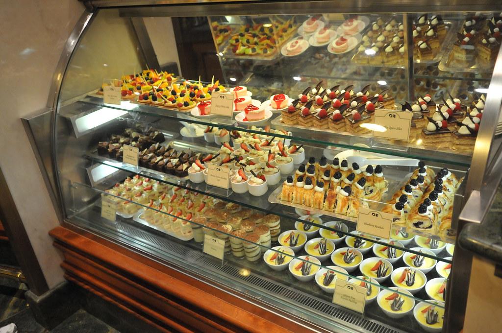 International Cafe - Golden Princess Cruise Ship | Golden Pr… | Flickr