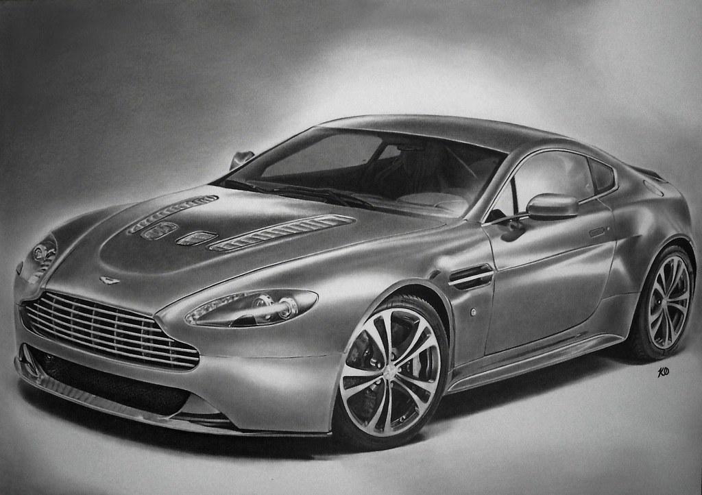 Aston Martin V12 Vantage   Aston Martin V12 Vantage ...