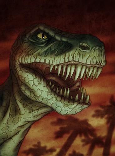 t-Rex   by Silus