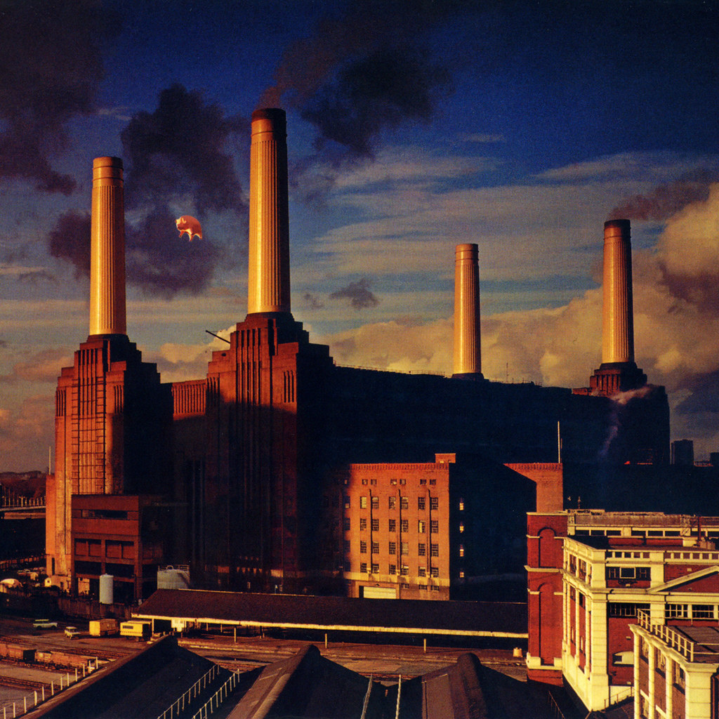 Animals The Newly Remastered Editions Of Pink Floyd S Back Flickr