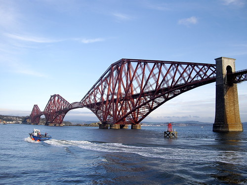 Forth rail bridge - paint will last 40 years now | by EG Focus