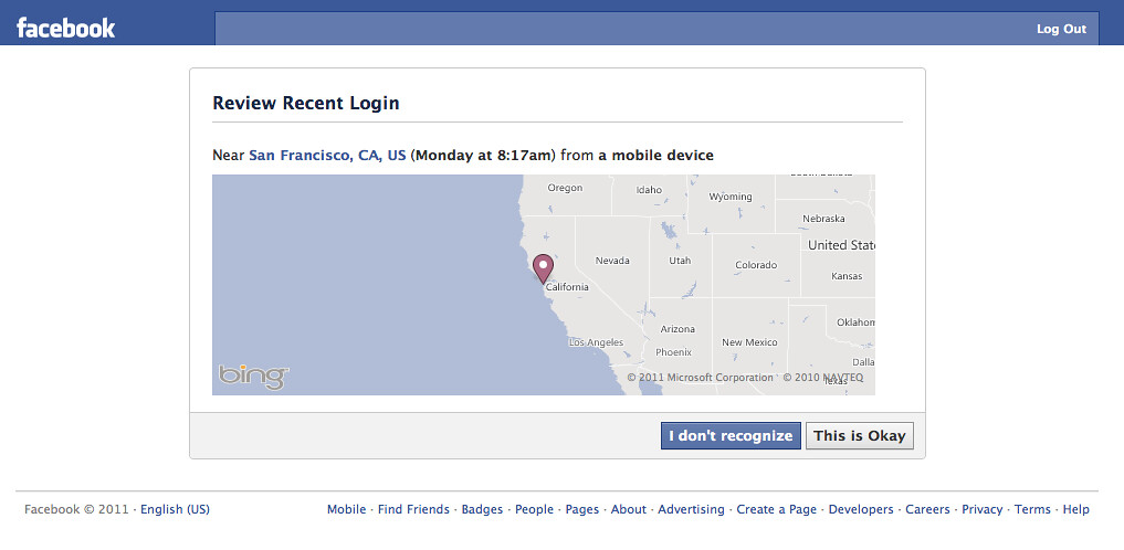 Facebook english login in www com How to
