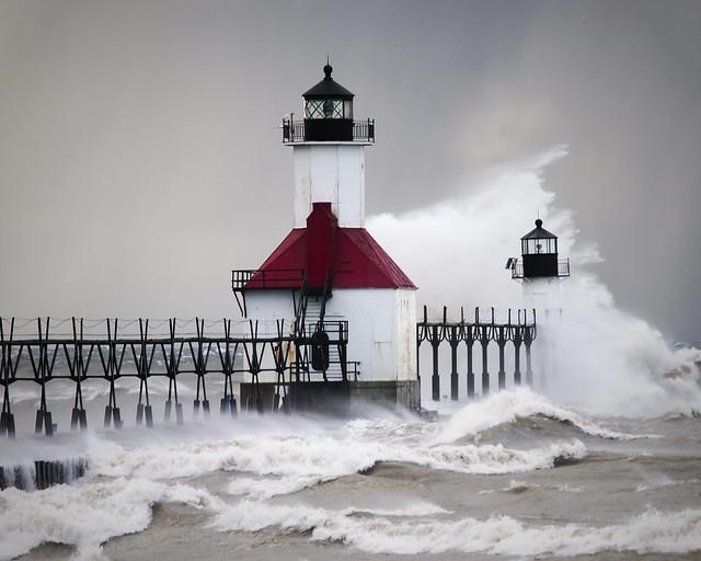 St. Joe Michigan light house