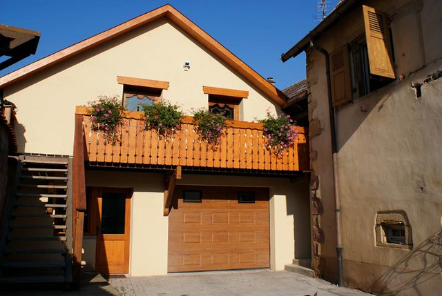 Gite Chez Simone et Christian Uhl - Turckheim - La maison