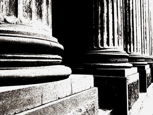 bw monochrome columns samsung australia monotone victoria masonic vic column bendigo 1873 thecapital masonichall blackwhitephotos blackwhitepics samsunggt18000t phunnyfotos