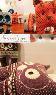 Rousskine: Dolls | by MyOwlBarn