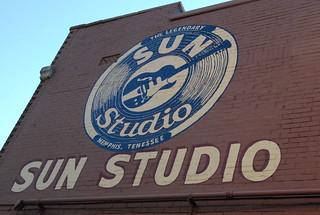 Sun Studios, Memphis, TN