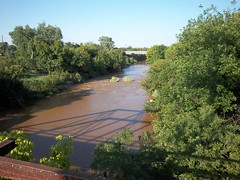 Wichita River, Wichita Falls, Texas