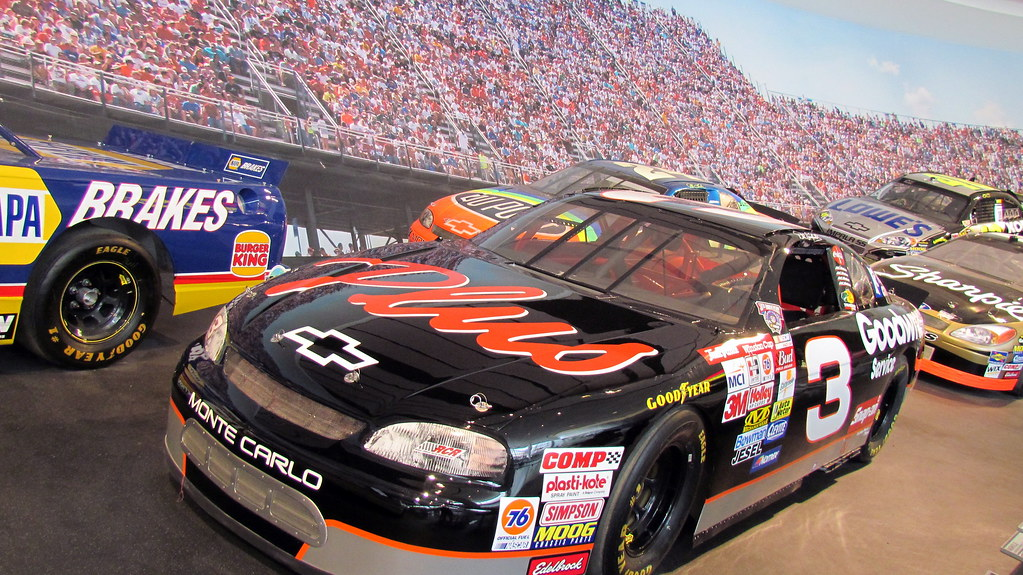 NASCAR Hall of Fame - Charlotte, North Carolina