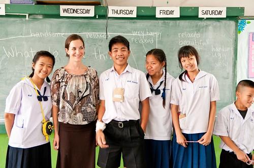 Volunteer Thailand English Education - 3 | by Volunteer Thailand