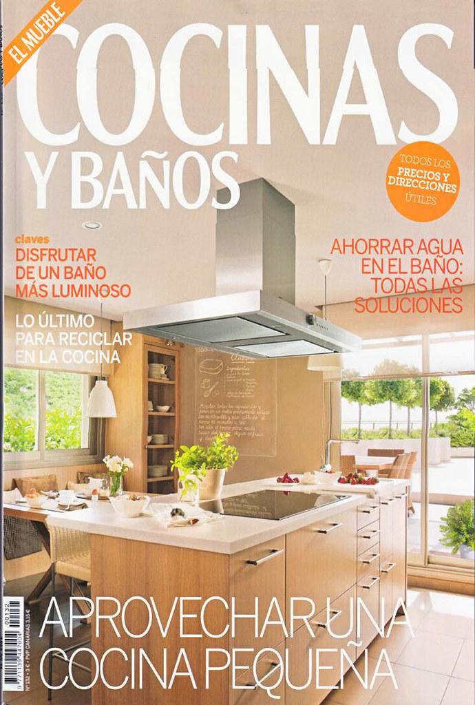Revista El Mueble Cocinas y Baños nº 132 | PANDO - Campanas ...