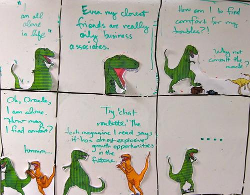 My Favorite Dinosaur Comic so far...