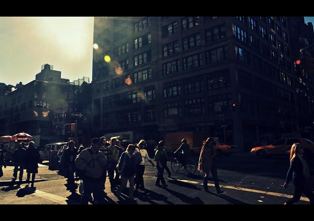 Rush Hour Sun