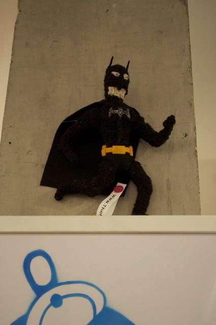 Batman in Gosh Comics