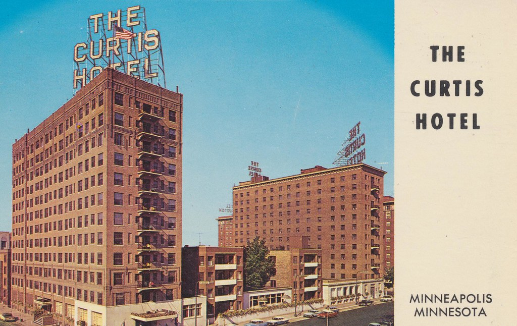 Image result for curtis hotel minneapolis history