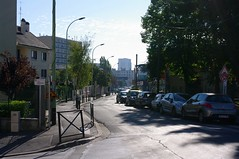 Rue Beethoven, Vitry-sur-Seine, Paris