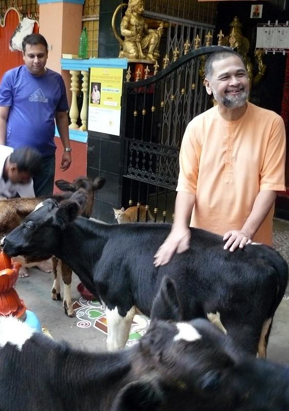 Swami-july 2011