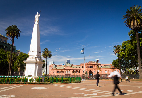 Plaza del Mayo | by tarsobessa