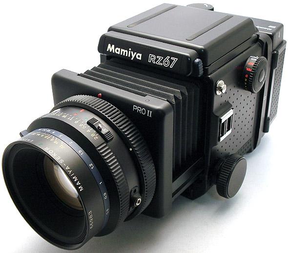 マミヤRZ67 PRO2 セコールZ 110mm F2.8 W