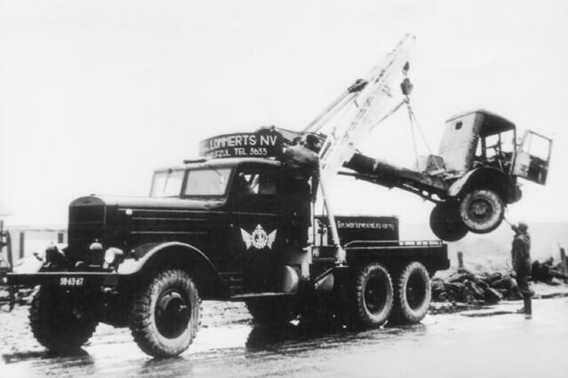 SB-63-67 REO C-2 29XS 7½ tons kraan