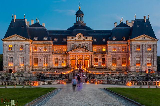 Châteaux de Vaux-le-Vicomte - Nuit aux chandelles