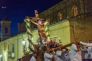 Processione del SS Crocifisso - Collesano