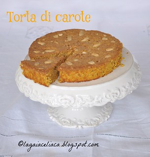 torta di carote | by mammadaia