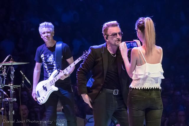 Concert de U2 à Berlin