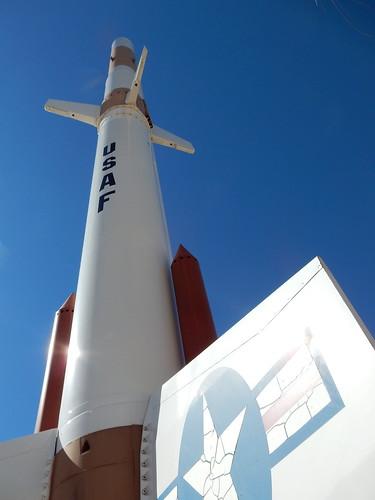 White Sands Missile Test Center Museum - 2