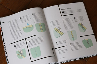 Freehand Fashion Book   by English Girl at Home